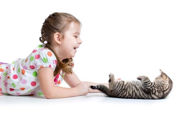 Crianças com animais, uma relação incrível